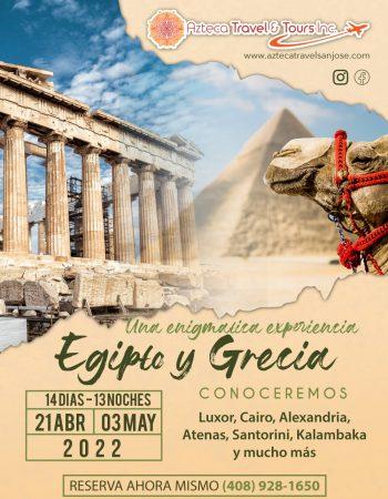 Egipto-y-Grecia